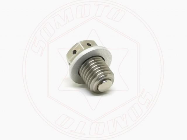 CNC強力磁石機油洩油螺絲
