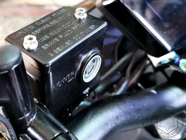 DRG油缸蓋白鐵螺絲組(左右)