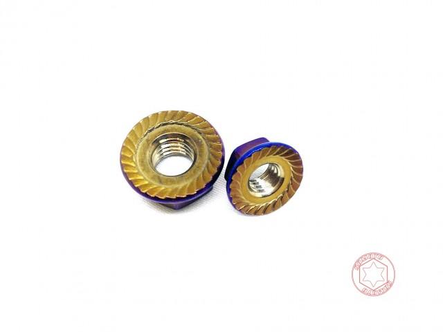 M6 M8 鍍燒鈦白鐵螺帽(無雷雕)/白鐵螺帽規格/白鐵螺帽/螺帽規格/螺帽哪裡買/螺帽價格