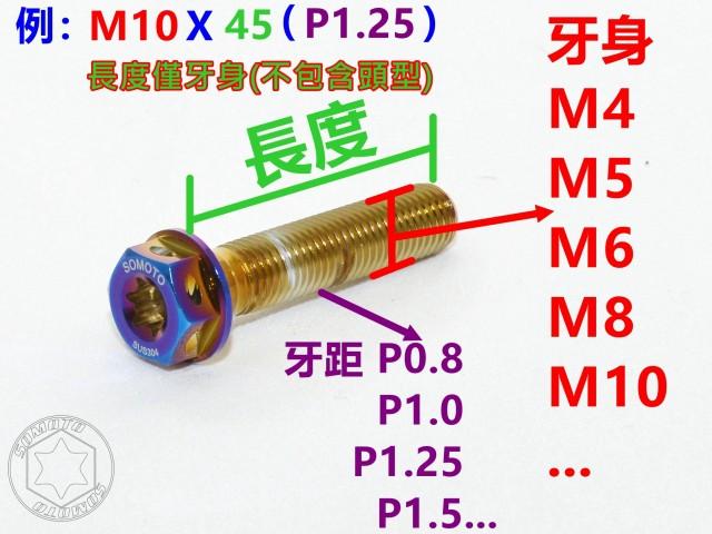 螺絲尺寸規格量測方式