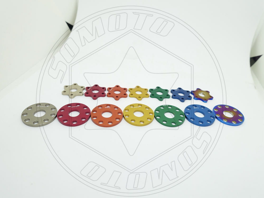 SOMOTO彩色墊片