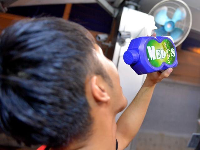 美督水箱精的認知-水箱精推薦-水箱更換-水箱檢查